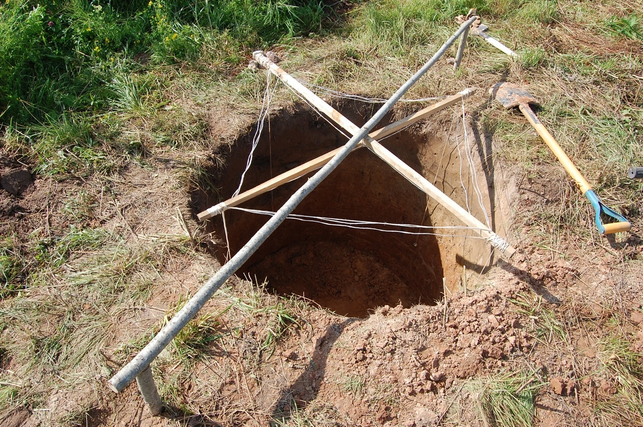 Схема образования подземных вод
